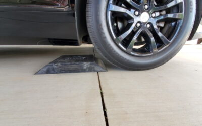 2″ Low Clearance Car Risers