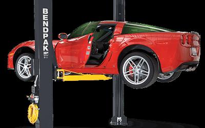 $5895 – Bend-Pak 2-Post 10,000 Lb.