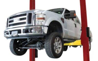 Omer Dual Metric 10,000 lb. 2-Post Lift