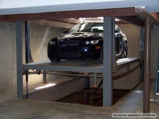 Subterranean Lift